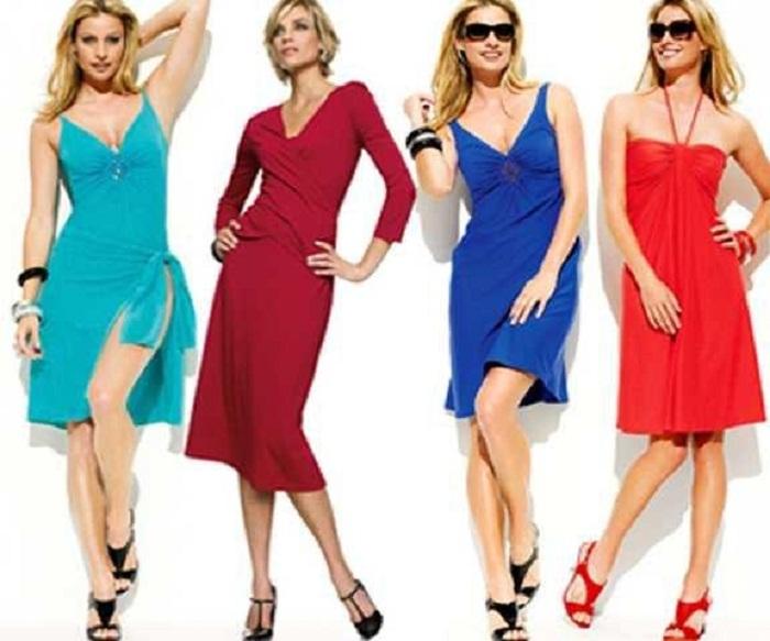 Купить женскую одежду за границей